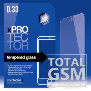 XPRO Samsung A730 Galaxy A8 Plus (2018) Tempered Glass 0.33 kijelzővédő