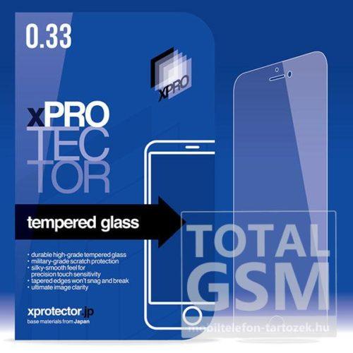 HTC U11 Plus Tempered Glass 0.33 kijelzővédő