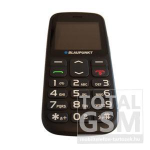 Blaupunkt BS02 Fekete Mobiltelefon