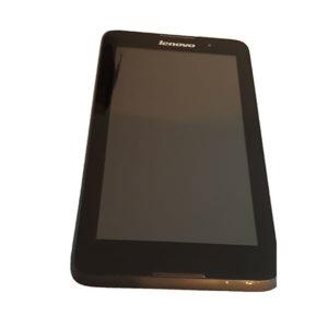 Lenovo Tab A7 Fekete Wifi fekete Tablet