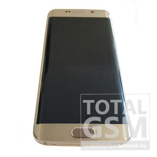 Samsung G925F Galaxy S6 Edge 32GB Arany Mobiltelefon