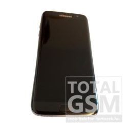Samsung G935 Galaxy S7 Edge 32GB fekete mobiltelefon