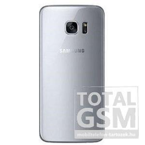 Samsung G935 Galaxy S7 Edge Ezüst Gyári Akkufedél Hátlap