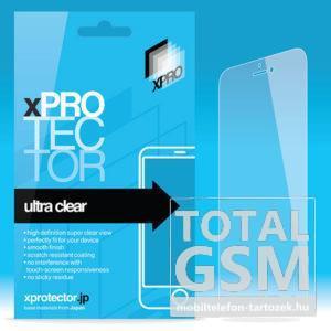 XPRO Samsung A730 Galaxy A8 Plus (2018) Ultra Clear kijelzővédő fólia