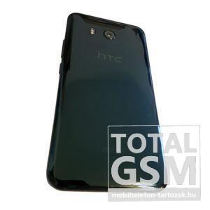 HTC U11 64GB Dual Sim fekete mobiltelefon