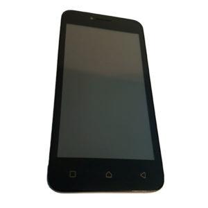 Lenovo A2010 fekete mobiltelefon