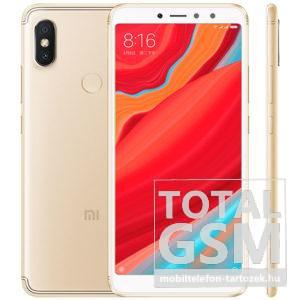 Xiaomi Redmi S2 Dual Sim 32GB 3GB RAM LTE Arany Mobiltelefon