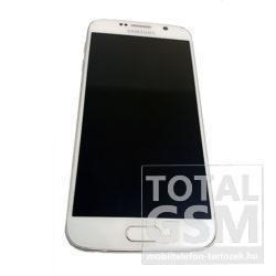 Samsung G920F Galaxy S6 32GB Fehér Mobiltelefon