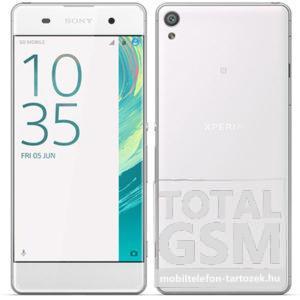 Sony F3112 Xperia XA Dual Sim fehér mobiltelefon