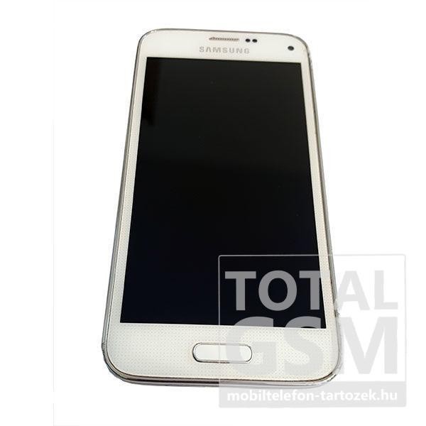 Samsung G800F Galaxy S5 Mini 16GB fehér mobiltelefon
