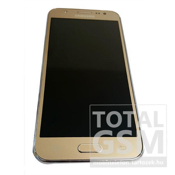 Samsung J500 Galaxy J5 2015 8GBB arany mobiltelefon
