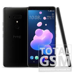 HTC U12 Plus Dual Sim 64GB Fekete Mobiltelefon