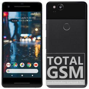 Google Pixel 2 XL 128GB Fekete Mobiltelefon
