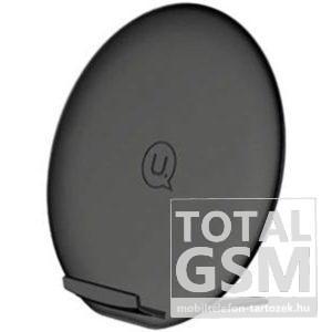 USAMS CD33 Wireless Vezeték Nélküli Gyorstöltő Fekete