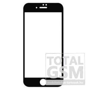 Apple iPhone 7 / 8 Fekete Képernyővédő (Üvegfólia)