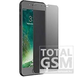 Apple iPhone 7 / 8 Privát Képernyővédő (Üvegfólia)