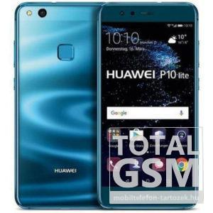 Huawei P10 Lite Dual Sim 4GB RAM (64GB) Kék Mobiltelefon