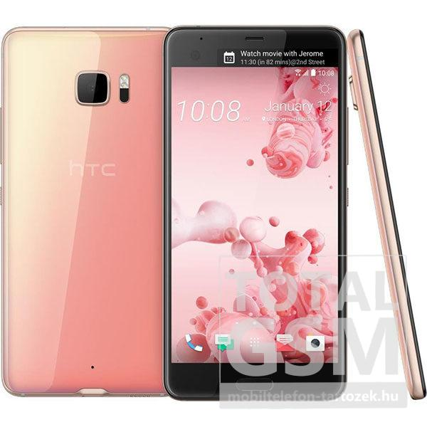 HTC U Ultra 64GB Rózsaszín Mobiltelefon