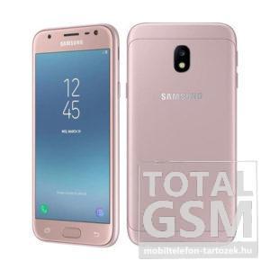 Samsung J330F Galaxy J3 (2017) 16GB Dual SIM Rózsaszín Mobiltelefon