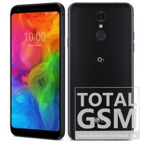 LG LM-Q610 Q7 Dual Sim (32GB) Fekete Mobiltelefon