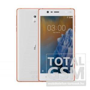 Nokia 3 Bronz-Fehér Mobiltelefon