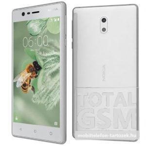 Nokia 3 Fehér Mobiltelefon