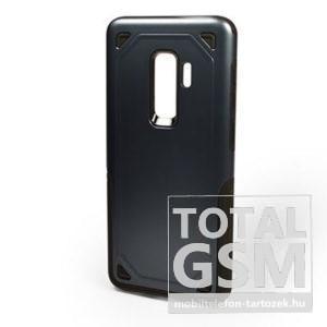 Samsung Galaxy S9 Plus Spigen Hybrid Amor Sötétkék Szilikon Tok