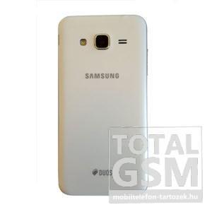 Samsung J320F Galaxy J3 2016 Dual Sim Fehér Mobiltelefon