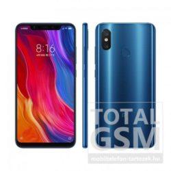Xiaomi Mi 8 Dual Sim 6GB RAM (64GB) Kék Mobiltelefon