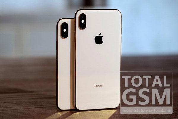 Apple iPhone XS és az iPhone XS Max Új Kártyafüggetlen Mobiltelefon www.mobiltelefon-tartozek.hu