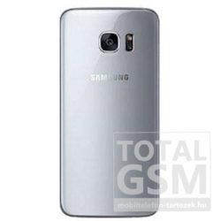 SamsungG935 Galaxy S7 Edge Ezüst Gyári Akkufedél Hátlap Bontott