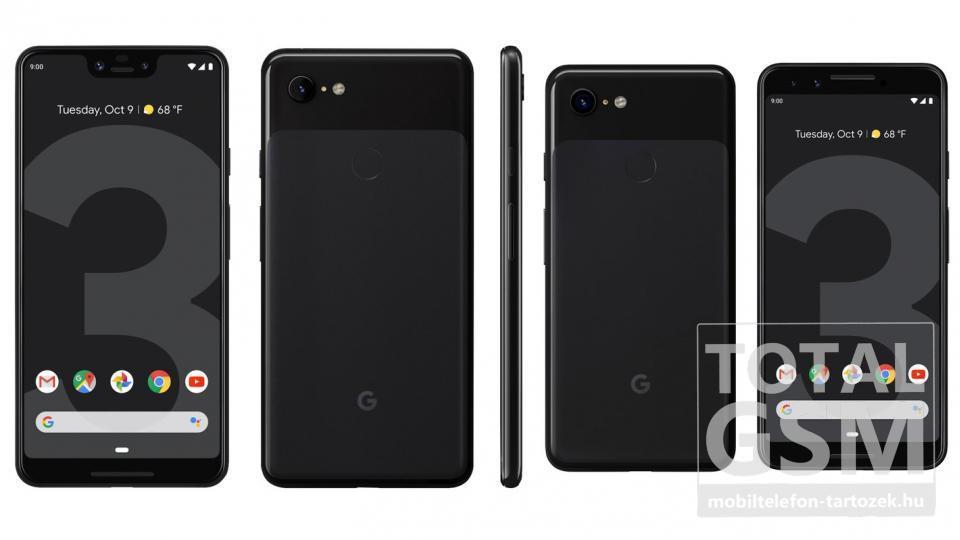 Google Pixel 3 és a Pixel 3 XL Új Kártyafüggetlen Mobiltelefon www.mobiltelefon-tartozek.hu