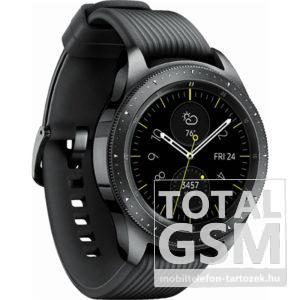 Samsung SM-R810 Galaxy Watch 42mm Fekete Okosóra