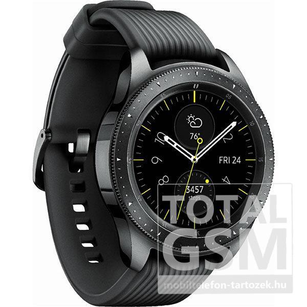 Samsung SM-R810 Galaxy Watch 42mm Fekete Okosóra