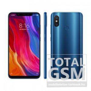 Xiaomi Mi 8 Dual Sim 128GB Kék Mobiltelefon