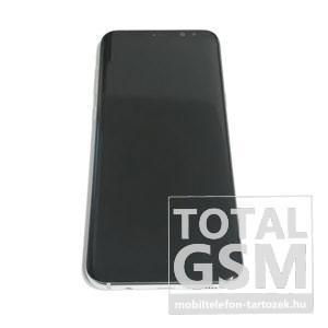 Samsung G950F Galaxy S8 64GB Ezüst Mobiltelefon
