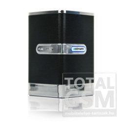 Astrum BT-027N Bluetooth + NFC hangszóró mikrofonnal fekete-ezüst színű