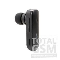 Astrum ET140 BT 3.0 Multipoint Bluetooth Headset Fekete