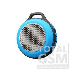 Astrum ST130 sport bluetooth hangszóró mikrofonnal (kihangosító), FM rádió, micro SD olvasóval, AUX bemenettel kék színű