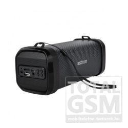 Astrum ST290 hordozható bluetooth hangszóró FM rádióval, micro SD olvasóval, karpánttal, AUX, USB, 3W