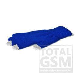 Astrum kapacitív kesztyű kék TG100