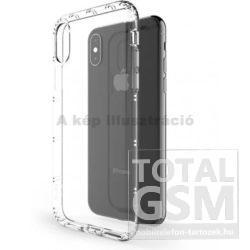 Samsung G965 Galaxy S9 Plus Átlátszó Hana Air Szilikon Tok