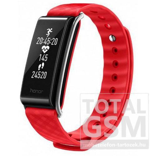 Huawei Color Band A2 okosóra piros