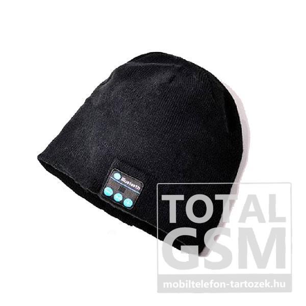 Iglove Bluetooth Fekete Sapka - Total-gsm 85cdf404ab