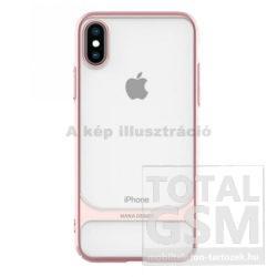 Apple iPhone 7 / 8 Pink Hana Ceramic Műanyag Hátlapi Tok