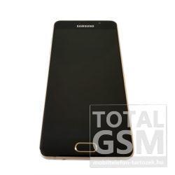 Samsung A510F Galaxy A5 (2016) 16GB Arany Mobiltelefon