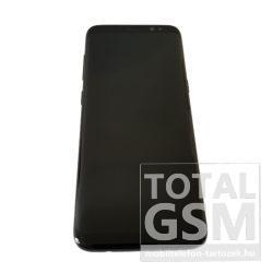 Samsung G950F Galaxy S8 64GB Fekete Mobiltelefon