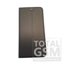 Samsung G960 Galaxy S9 Grafit Mágneses Notesz Flip Tok