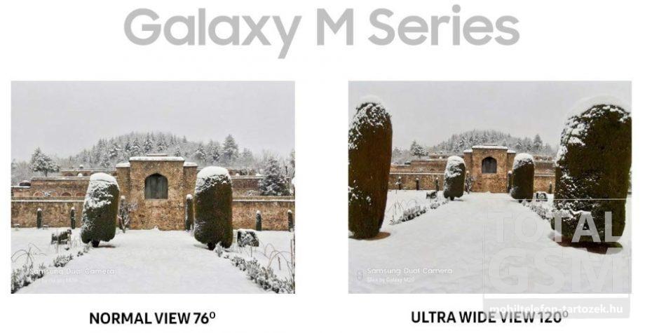 Samsung Galaxy M10 és M20 Új Kártyafüggetlen Mobiltelefon www.mobiltelefon-tartozek.hu