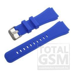 Samsung Watch 46mm Kék Szilikon Óraszíj